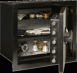 Inside the Wall Safes