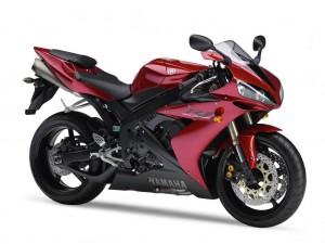 Yamaha R1 motorchcle