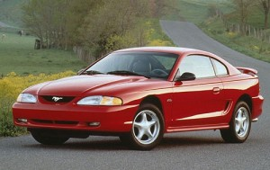 PATS 1 is found on this 1996 Ford Mustang