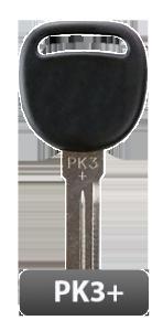 PK3+ Key