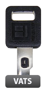 Vehicle Anti Theft System (VATS) Key
