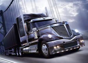 Semi Truck concept image