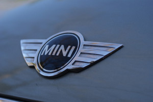 Mini Cooper Logo found on Flickr