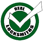 Real locksmiths group official Logo
