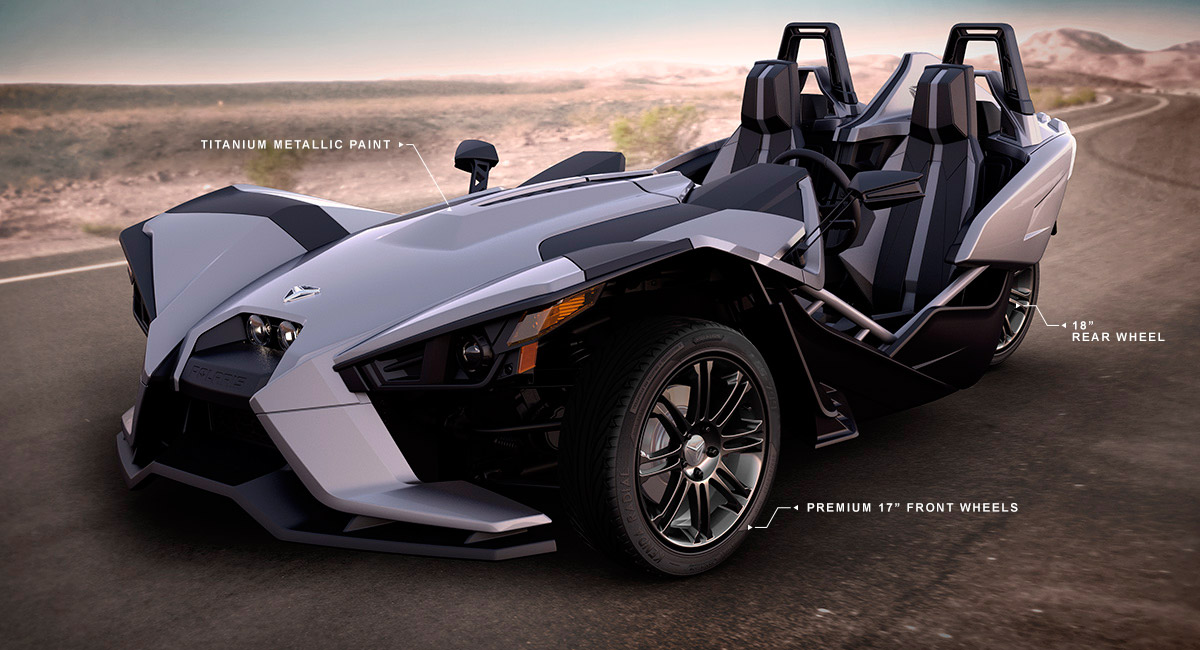 Check out the 2015 Polaris Slingshot! - McGuire Lock