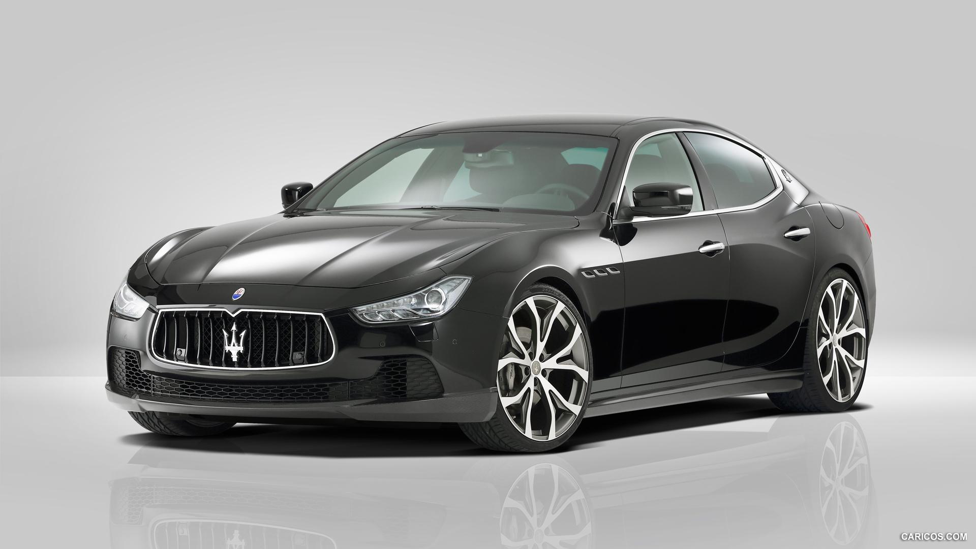Lost Maserati Keys