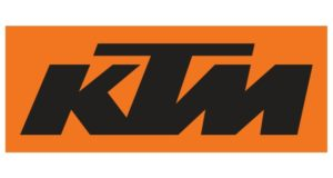 KTM Motorcycles Logo